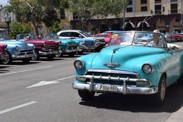 Habana la Vieja - Parque Central
