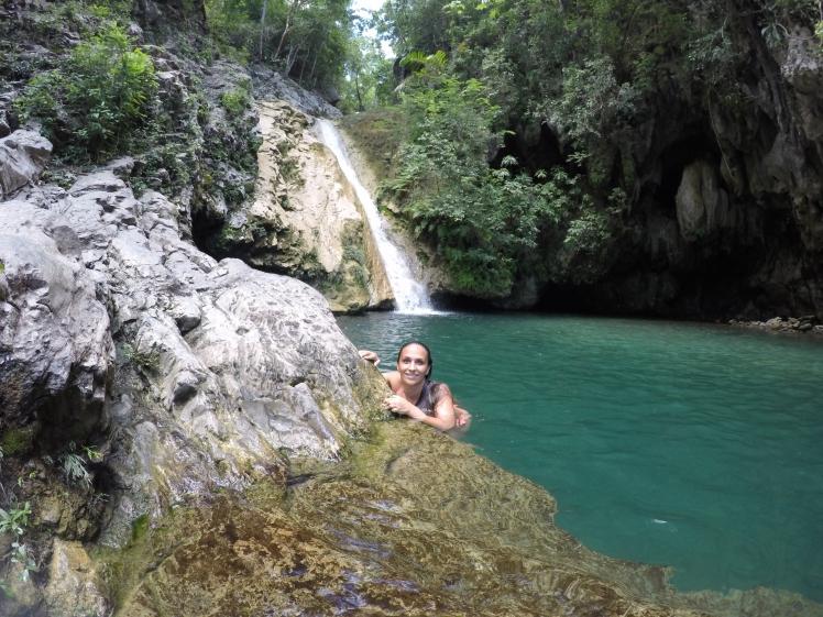 Cascada Yanaguara